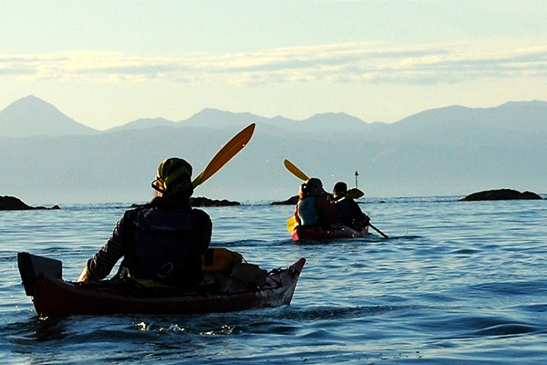 Whenua Iti Adventure skills development